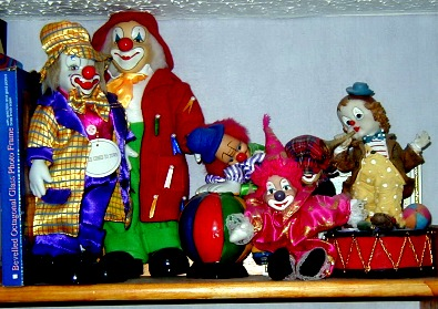 Clown Series